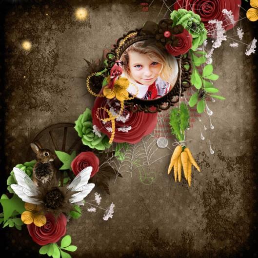 A midl autumn Célinoa's