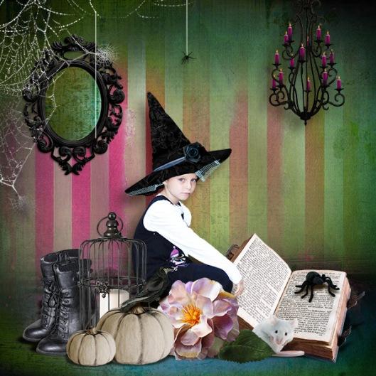 Victorian Halloween Valkyrie