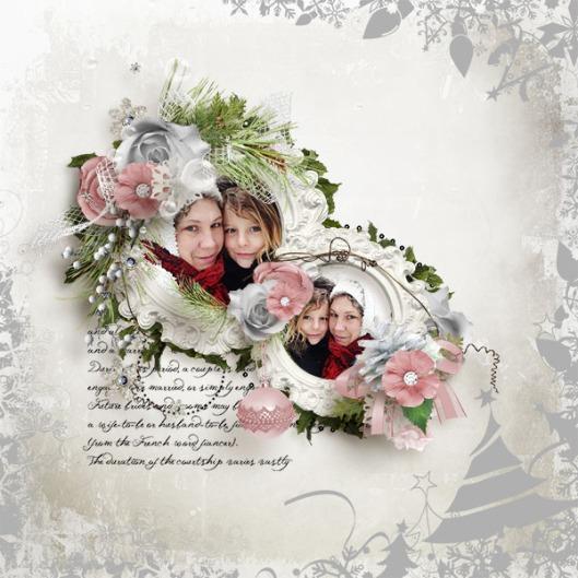 Engagement Peches&Cream Designs