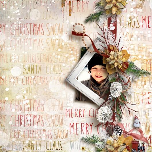 Kit 1 Mldesigns Noël