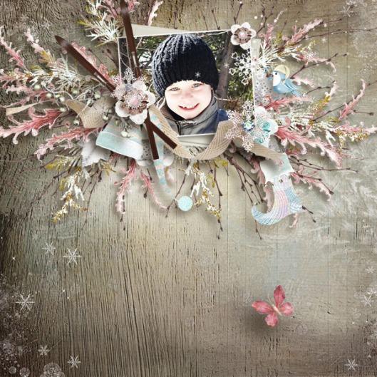 Snow pleasure  Plidesigns