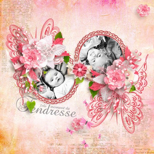 La vie en rose plidesigns