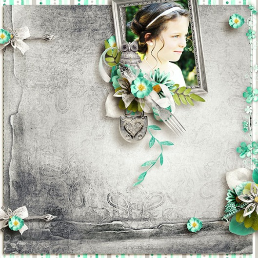 Mint dream Lilas designs