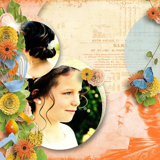 Patsscrap_template_sun_1 Kit aurélie Sunshine