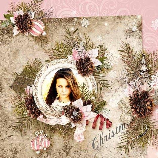 Sweet christmas Doudou's