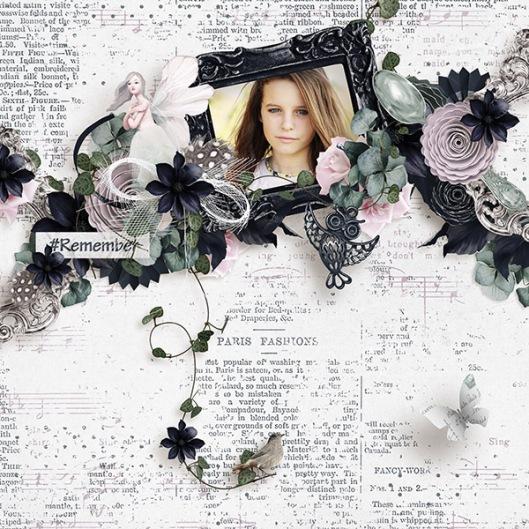 My memories Aurélie