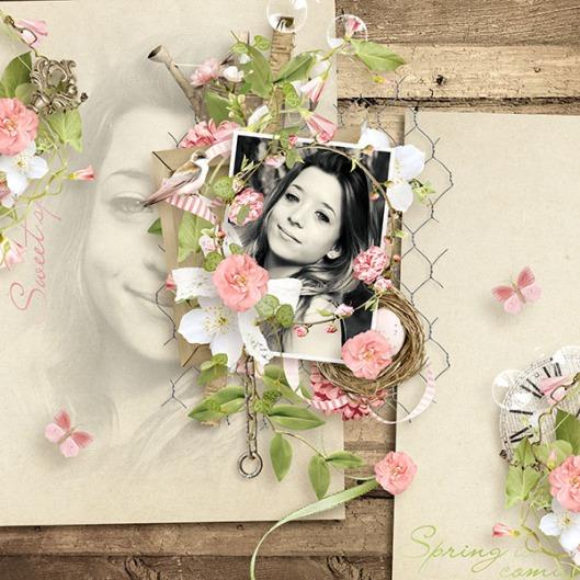 Sweet spring Lilas designs