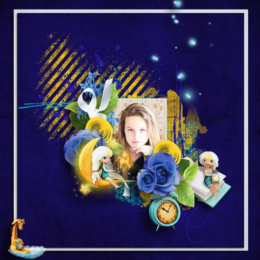 Samdam's Fairy Aurélie