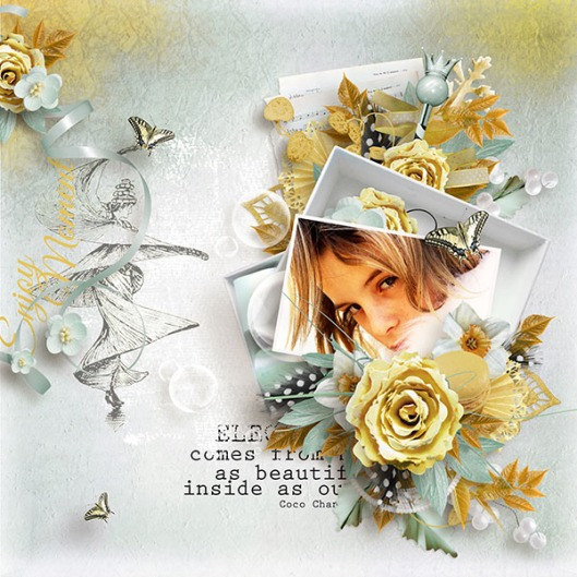 Elegance Pat's scrap 3 avril