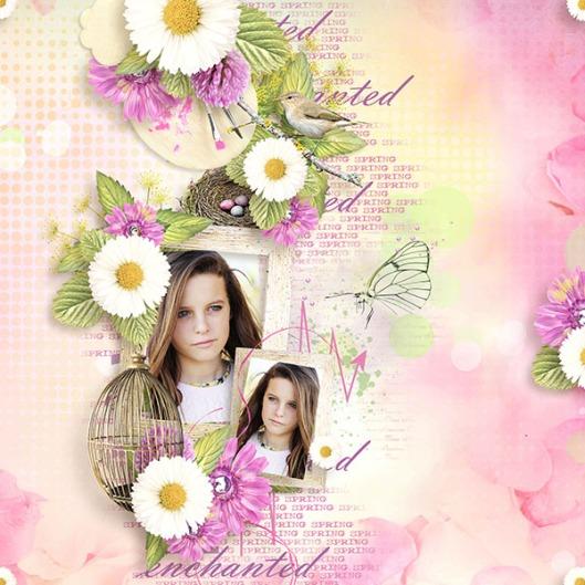 Spring spirit Doudou 3 avril